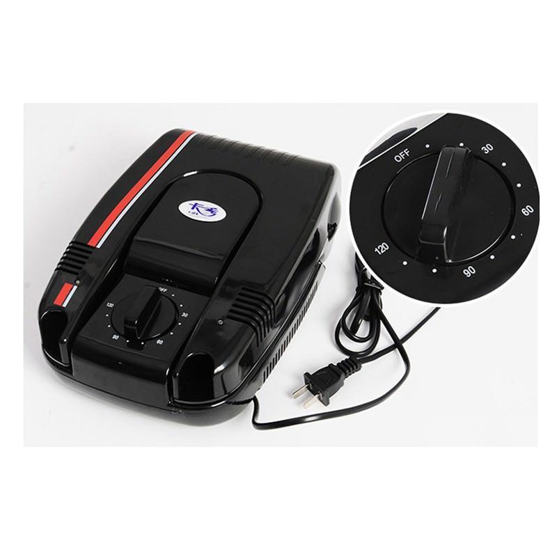 Электросушилка для обуви/ носков/ перчаток с системой ультрафиолетовой дезинфекции и таймером 201244