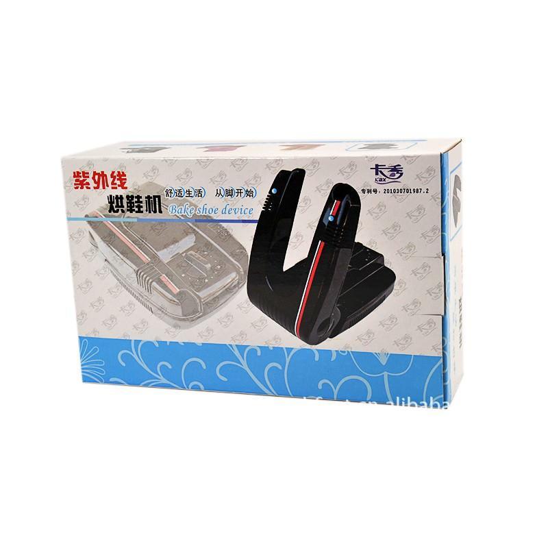 Электросушилка для обуви/ носков/ перчаток с системой ультрафиолетовой дезинфекции и таймером 201254