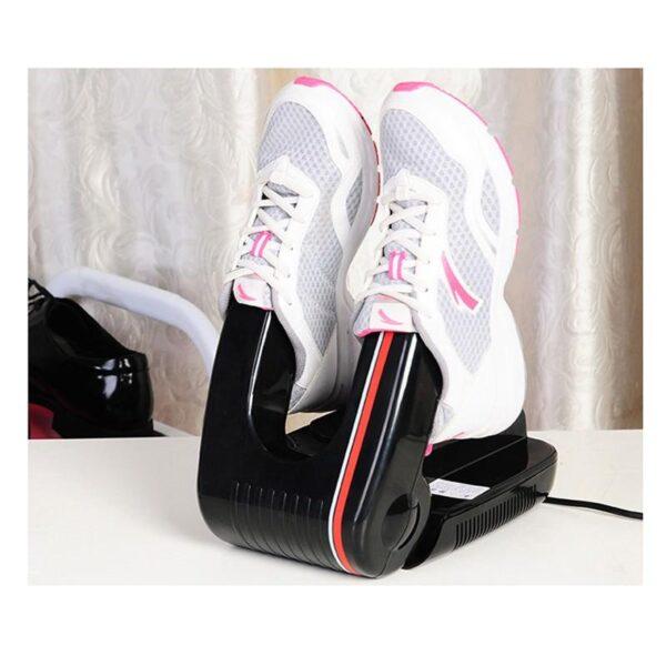 21552 - Электросушилка для обуви/ носков/ перчаток с системой ультрафиолетовой дезинфекции и таймером
