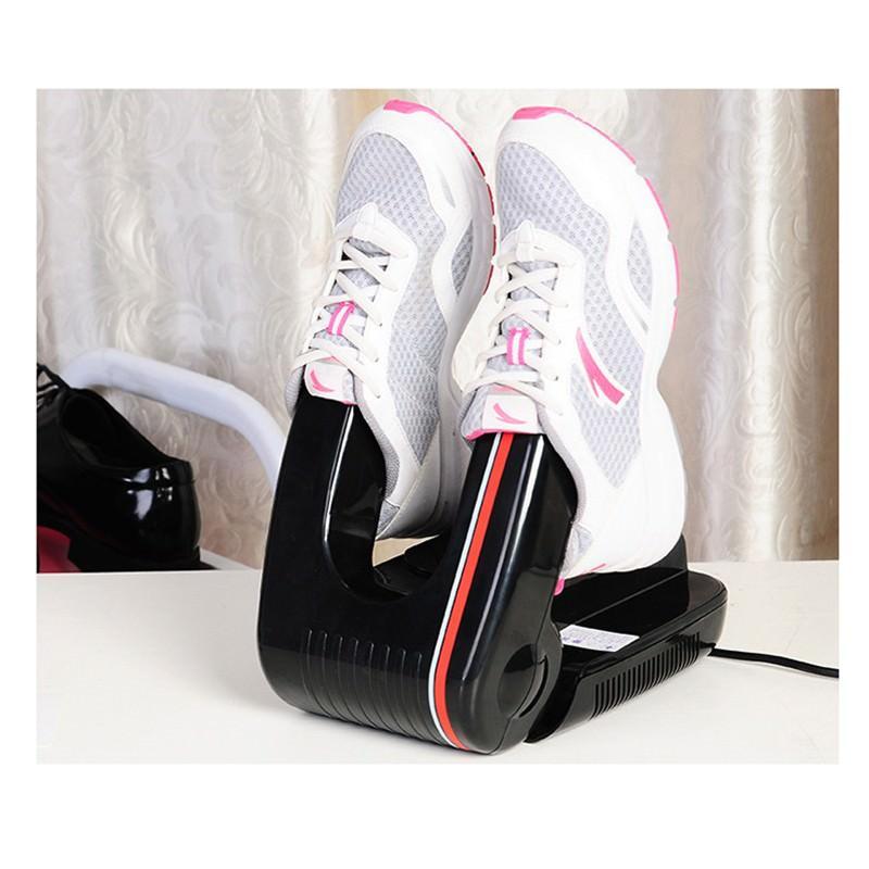 Электросушилка для обуви/ носков/ перчаток с системой ультрафиолетовой дезинфекции и таймером 201256