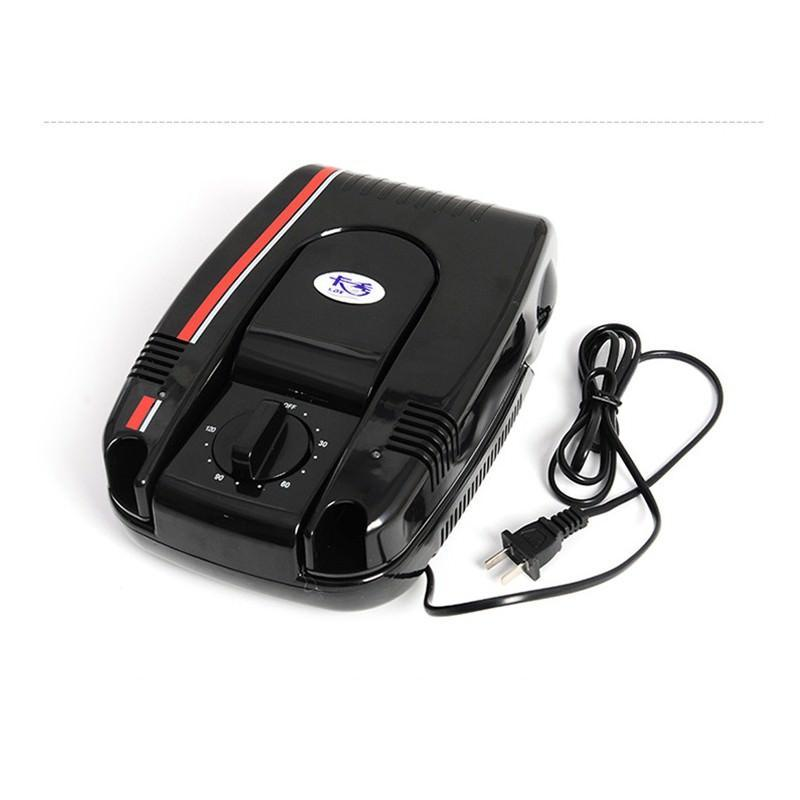 Электросушилка для обуви/ носков/ перчаток с системой ультрафиолетовой дезинфекции и таймером 201258