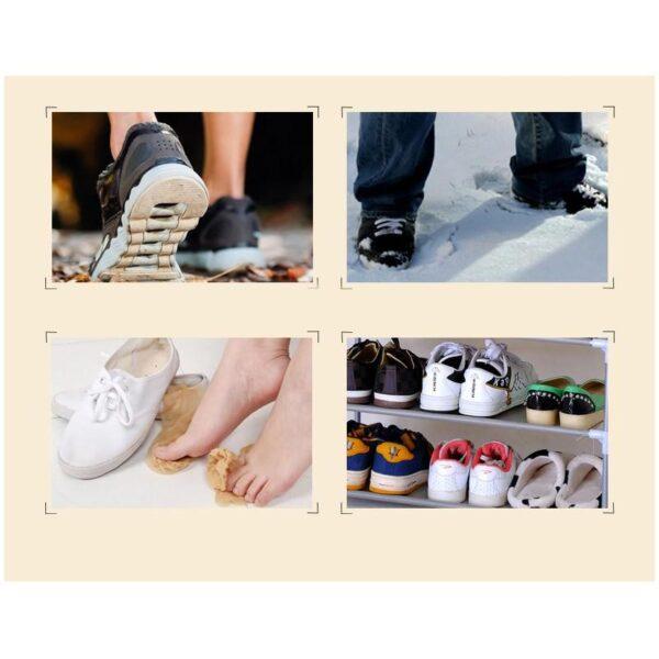 21567 - Электросушилка для обуви SuperDry: огнеупорный пластик, раздвижная подошва