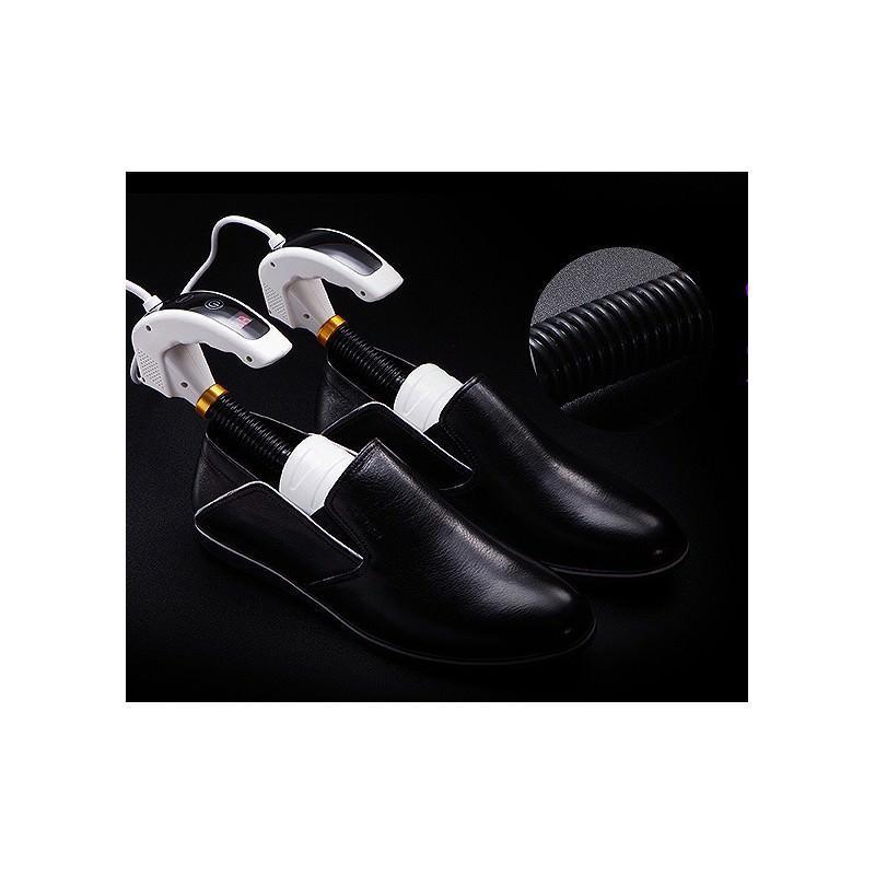 Электросушилка для обуви DryMaster c УФ-дезинфектором: ЖК-дисплей 201356