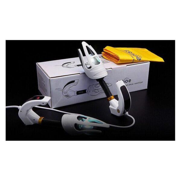 21666 - Электросушилка для обуви DryMaster c УФ-дезинфектором: ЖК-дисплей