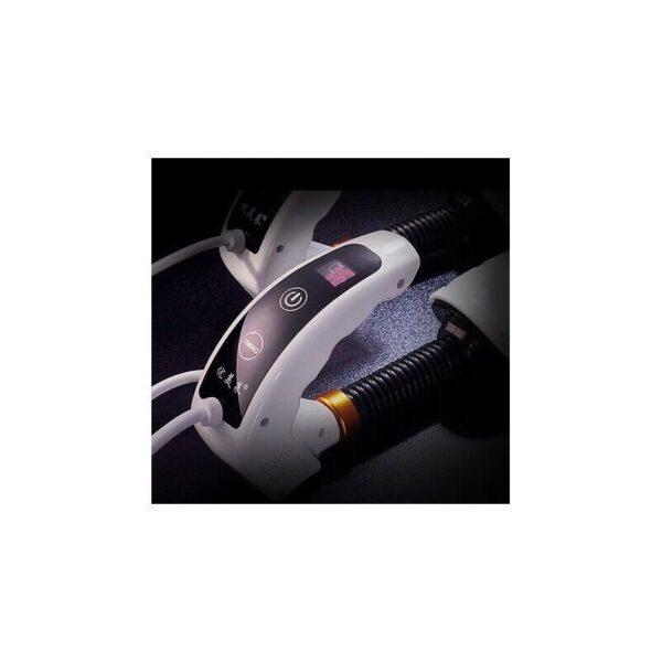 21667 - Электросушилка для обуви DryMaster c УФ-дезинфектором: ЖК-дисплей