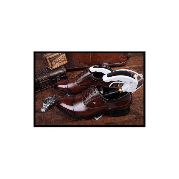 21671 - Электросушилка для обуви DryMaster c УФ-дезинфектором: ЖК-дисплей