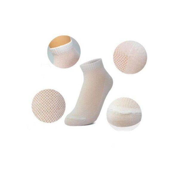21860 - Прессованные (малообъемные) носки для путешествий и не только: супер-компактное хранение, хлопок