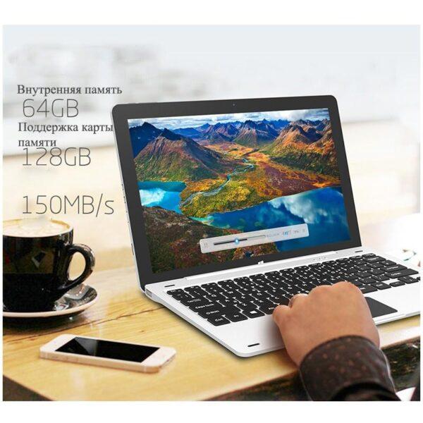 22184 - Оригинальная док-клавиатура для таблета Teclast Tbook 12 Pro: 2 дополнительных USB-порта