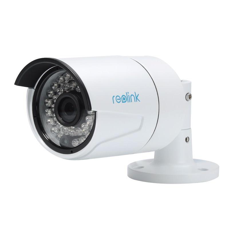 IP HD камера Reolink: 2560 x 1440, ¼ дюйма CMOS, 4 Мп, ночное видение, датчик движения, доступ со смартфона, Onvif 2.0, IP66 164583
