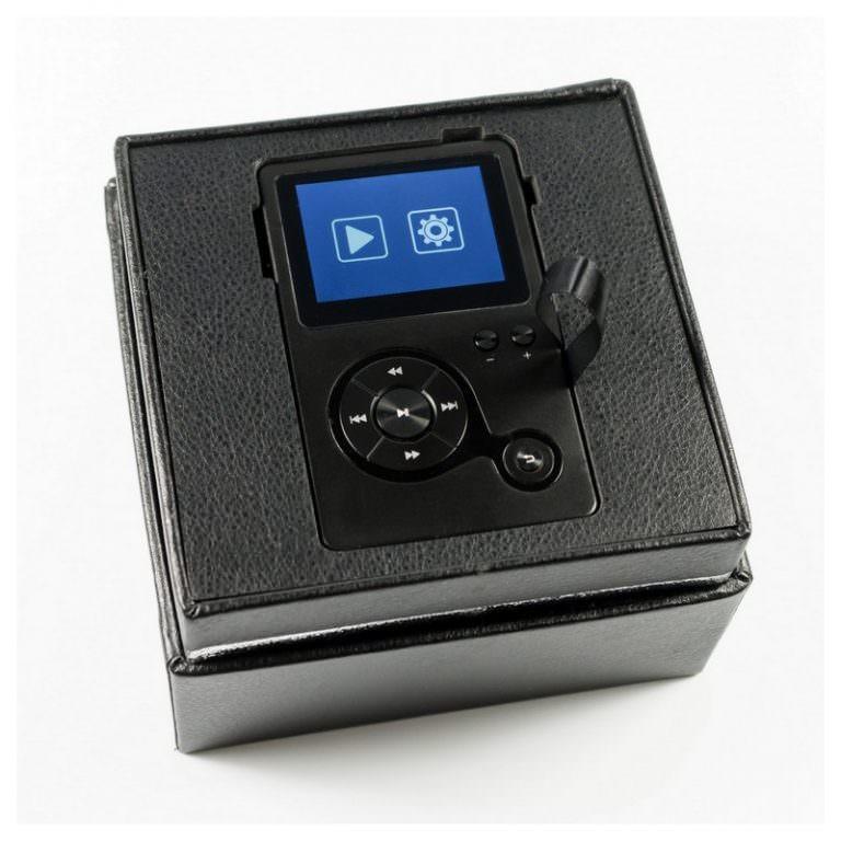 22348 - Аудиоплеер Hidizs AP100 - 2,4 дюйма TFT-экран, 8 Гб + поддержка до 64 Гб, ЦАП CS4398
