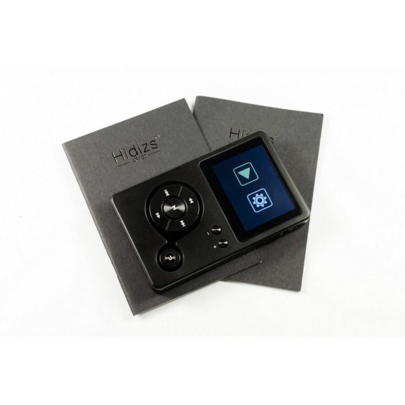 Аудиоплеер Hidizs AP100 – 2,4 дюйма TFT-экран, 8 Гб + поддержка до 64 Гб, ЦАП CS4398 164712