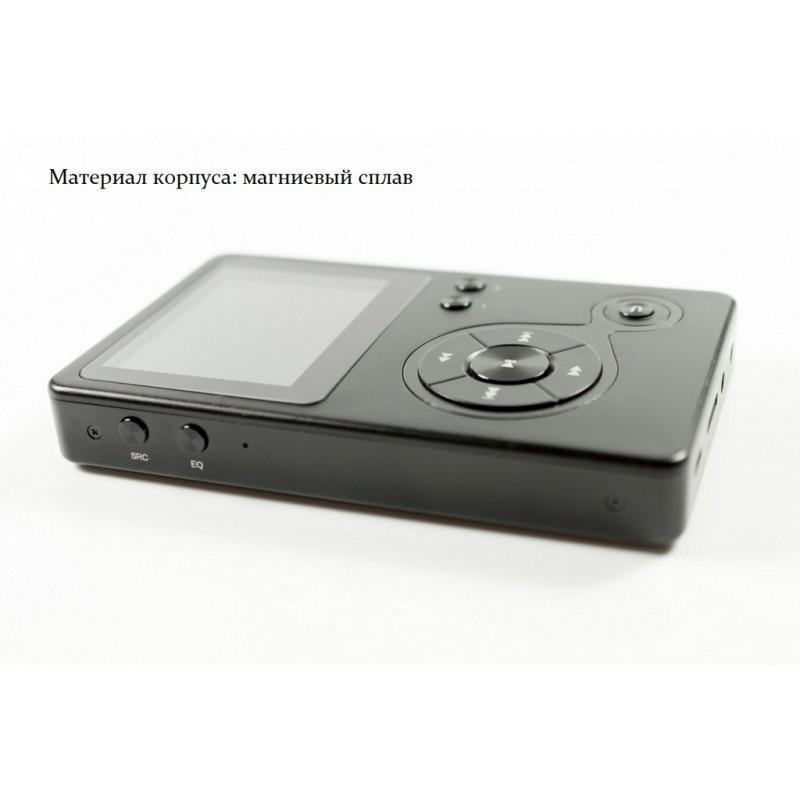 Аудиоплеер Hidizs AP100 – 2,4 дюйма TFT-экран, 8 Гб + поддержка до 64 Гб, ЦАП CS4398 164715