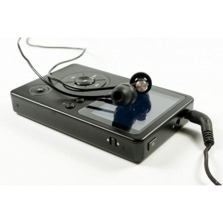 22355 - Аудиоплеер Hidizs AP100 - 2,4 дюйма TFT-экран, 8 Гб + поддержка до 64 Гб, ЦАП CS4398