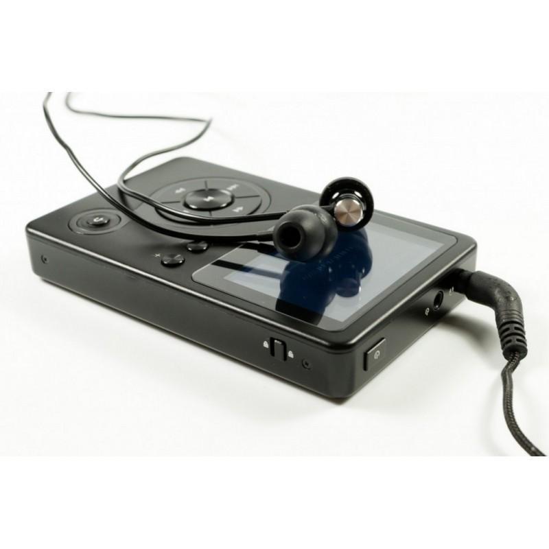 Аудиоплеер Hidizs AP100 – 2,4 дюйма TFT-экран, 8 Гб + поддержка до 64 Гб, ЦАП CS4398 164717