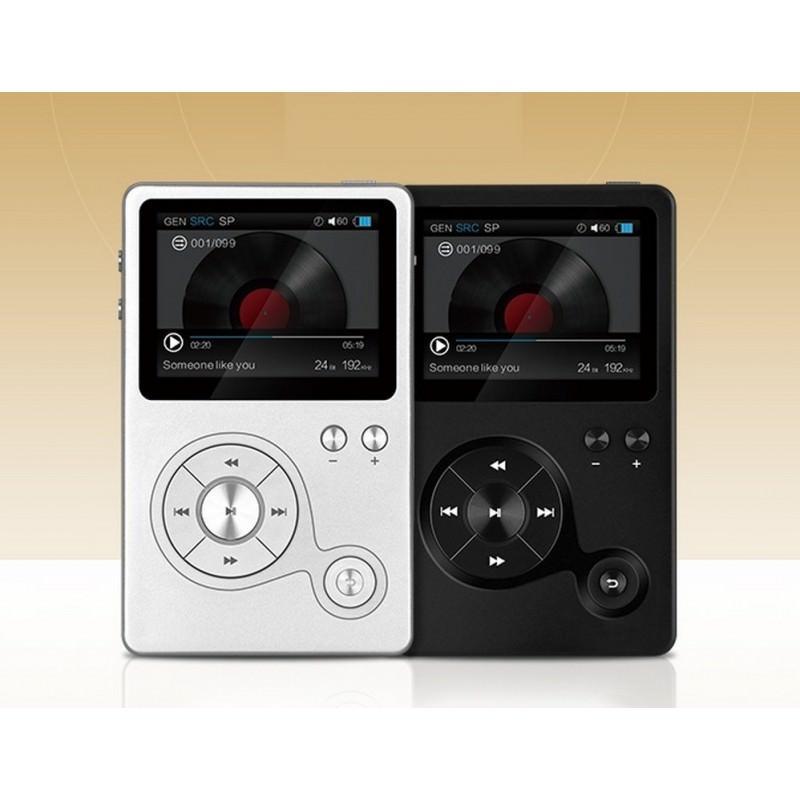 Аудиоплеер Hidizs AP100 – 2,4 дюйма TFT-экран, 8 Гб + поддержка до 64 Гб, ЦАП CS4398