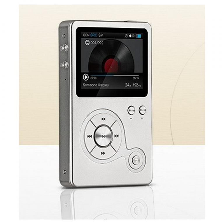 22361 - Аудиоплеер Hidizs AP100 - 2,4 дюйма TFT-экран, 8 Гб + поддержка до 64 Гб, ЦАП CS4398