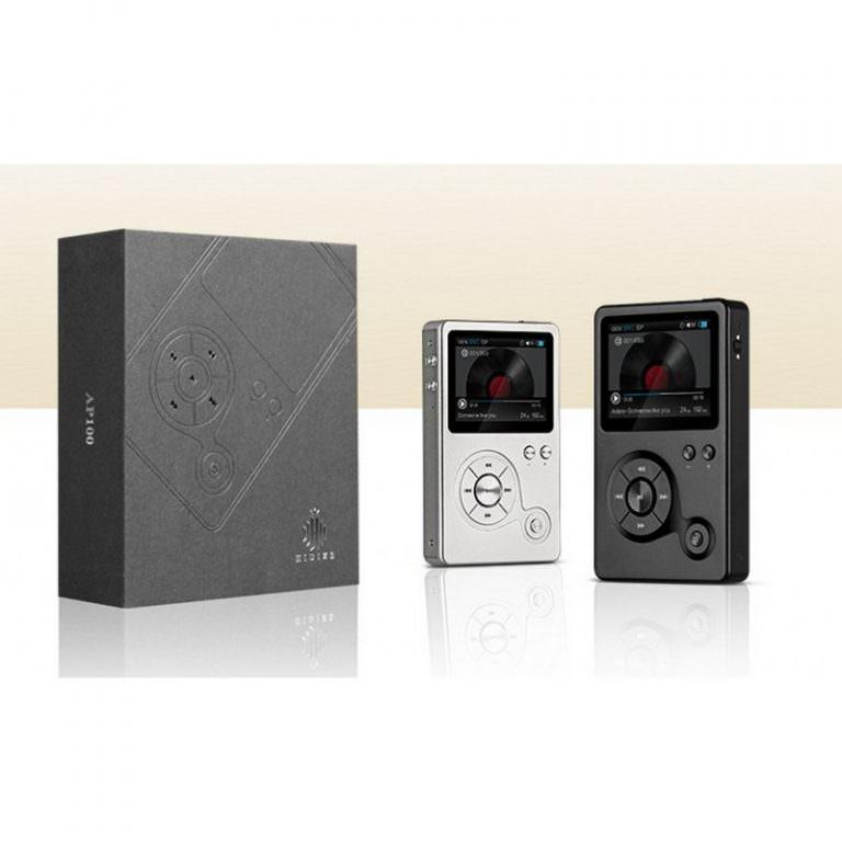 22363 - Аудиоплеер Hidizs AP100 - 2,4 дюйма TFT-экран, 8 Гб + поддержка до 64 Гб, ЦАП CS4398