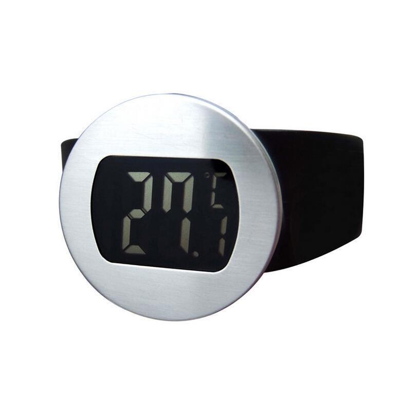 Стильный электронный винный термометр-галстук: для бутылок диаметром 65-80 мм, место под логотип 164726