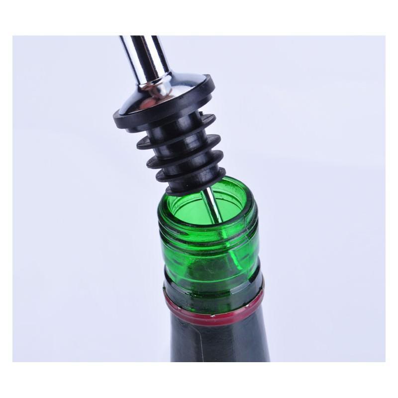 Насадка-дозатор с универсальной пробкой для бутылок «Наливайка» 164835