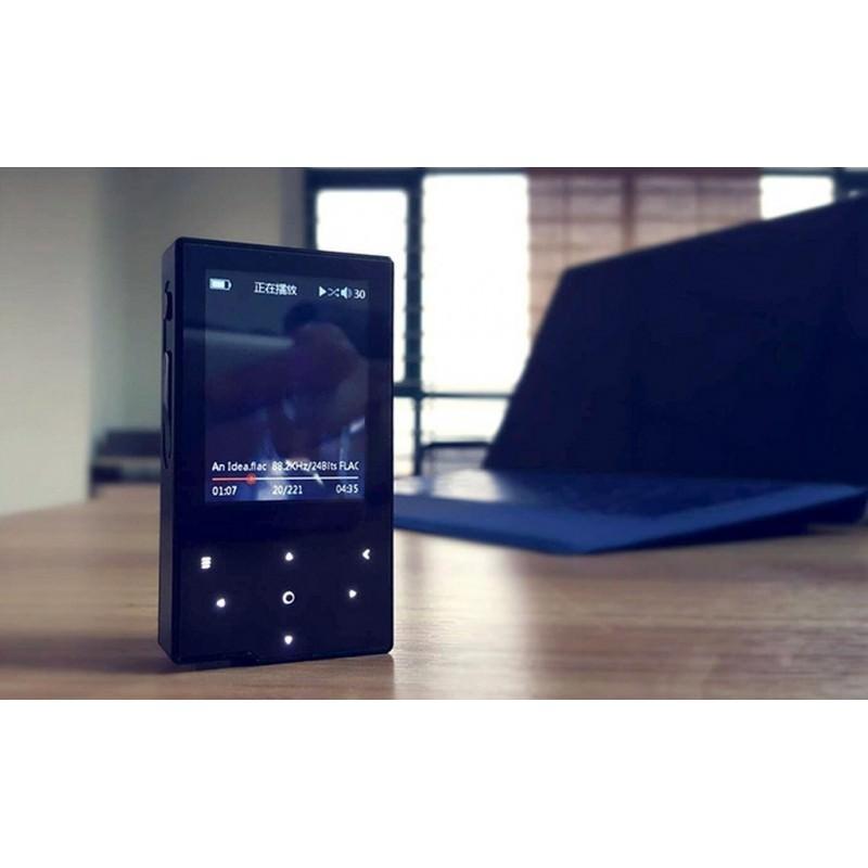 Цифровой аудиоплеер Hidizs AP60 – ЦАП AK4452VN, 2-дюймовый TFT экран, сенсорные кнопки, Bluetooth 164821