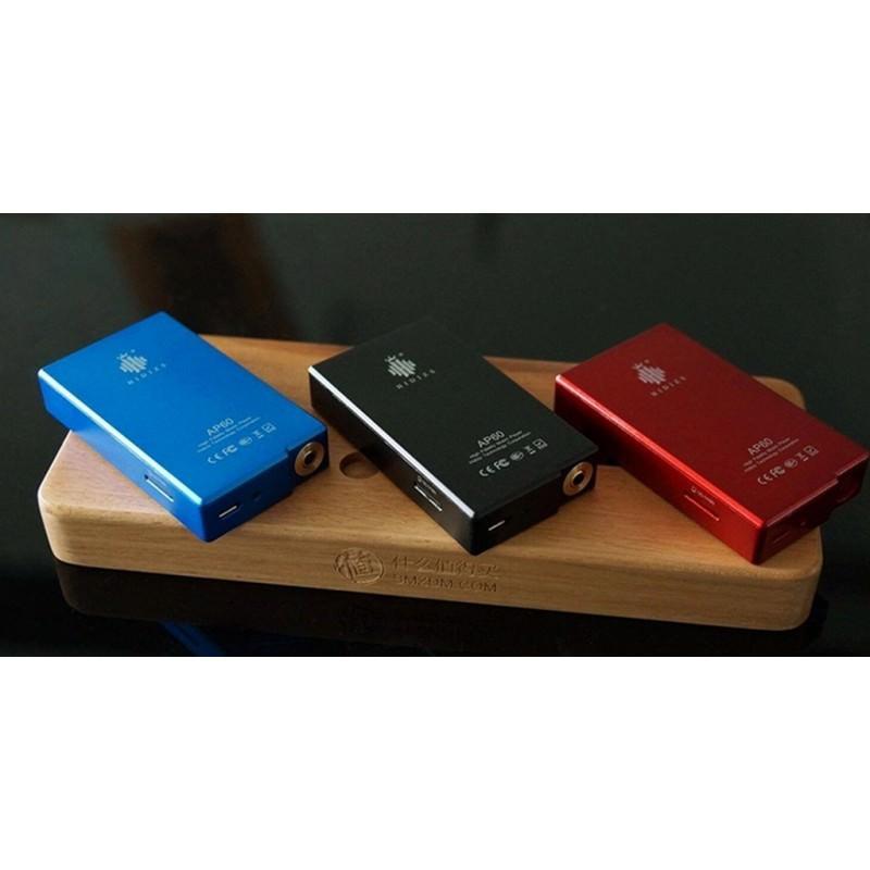 Цифровой аудиоплеер Hidizs AP60 – ЦАП AK4452VN, 2-дюймовый TFT экран, сенсорные кнопки, Bluetooth 164822