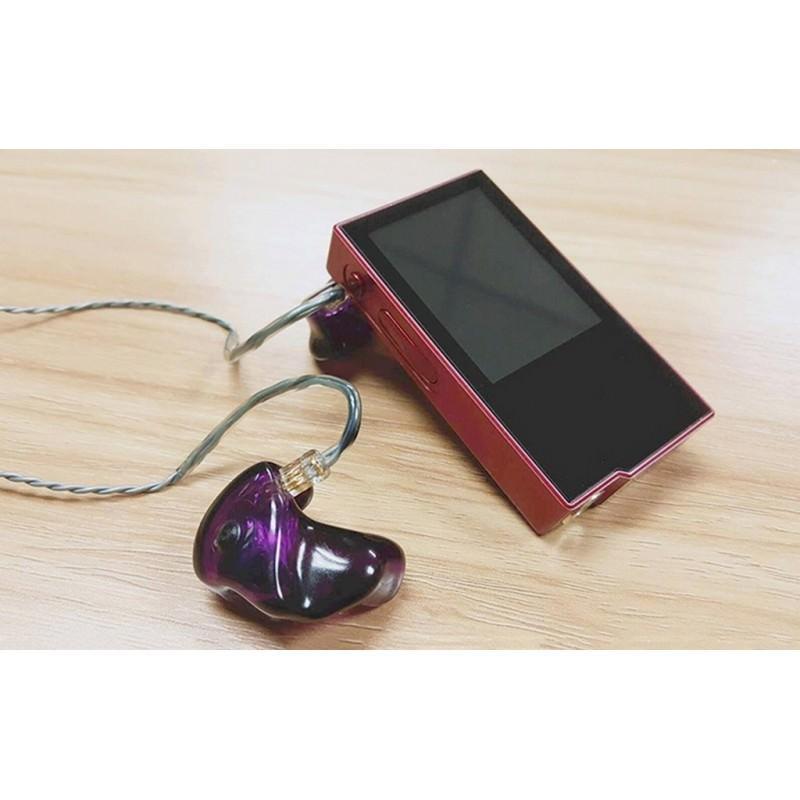 Цифровой аудиоплеер Hidizs AP60 – ЦАП AK4452VN, 2-дюймовый TFT экран, сенсорные кнопки, Bluetooth 164823