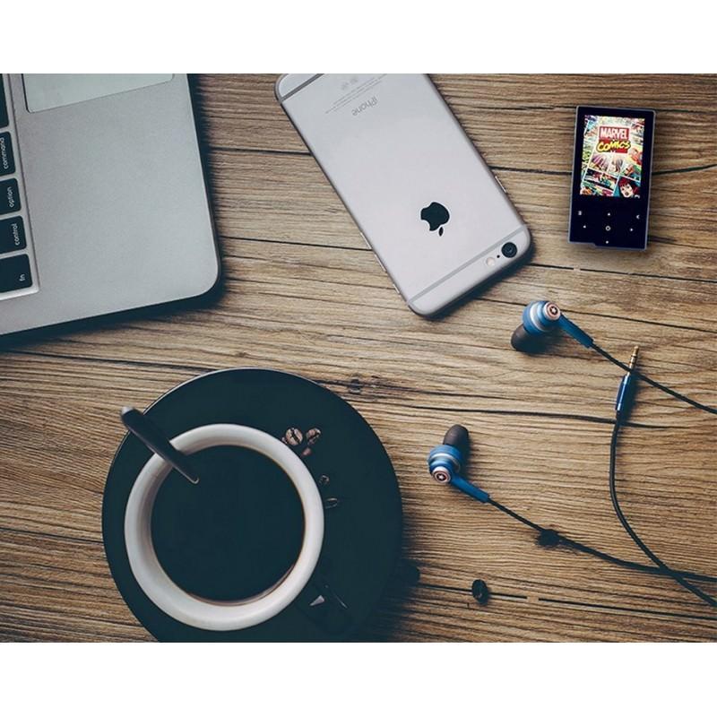 Цифровой аудиоплеер Hidizs AP60 – ЦАП AK4452VN, 2-дюймовый TFT экран, сенсорные кнопки, Bluetooth 164826