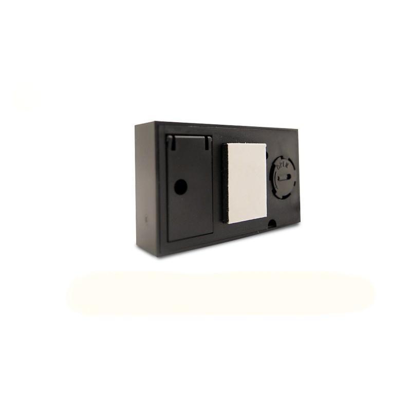 Простой электронный термометр-гигрометр с ЖК-дисплеем 164971