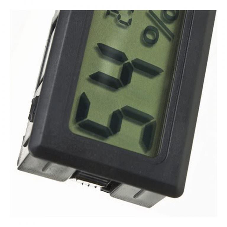 22626 - Недорогой электронный термометр-гигрометр YS-11