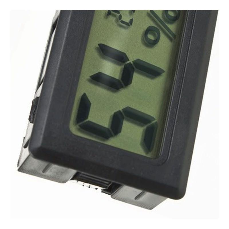 Недорогой электронный термометр-гигрометр YS-11 164996