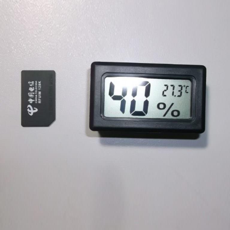22627 - Недорогой электронный термометр-гигрометр YS-11