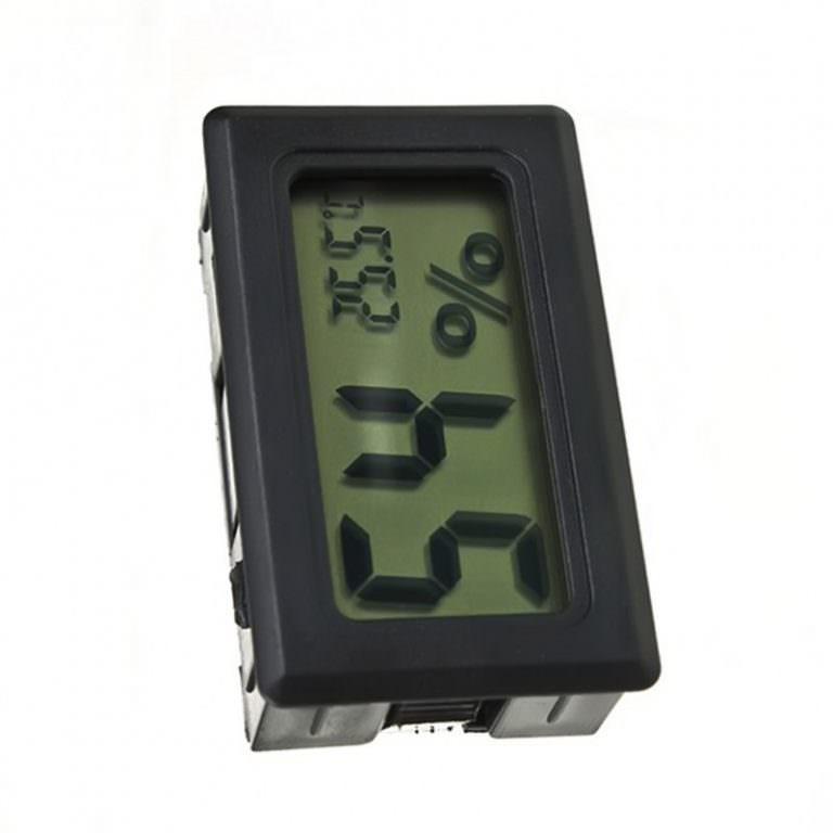 22628 - Недорогой электронный термометр-гигрометр YS-11