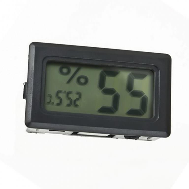 22630 - Недорогой электронный термометр-гигрометр YS-11