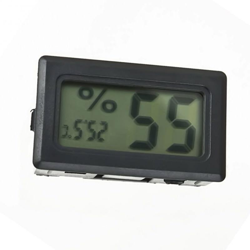 Недорогой электронный термометр-гигрометр YS-11 165000