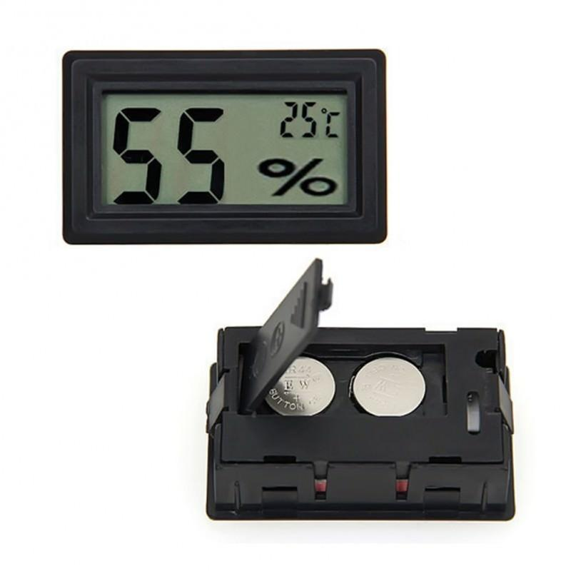 Недорогой электронный термометр-гигрометр YS-11