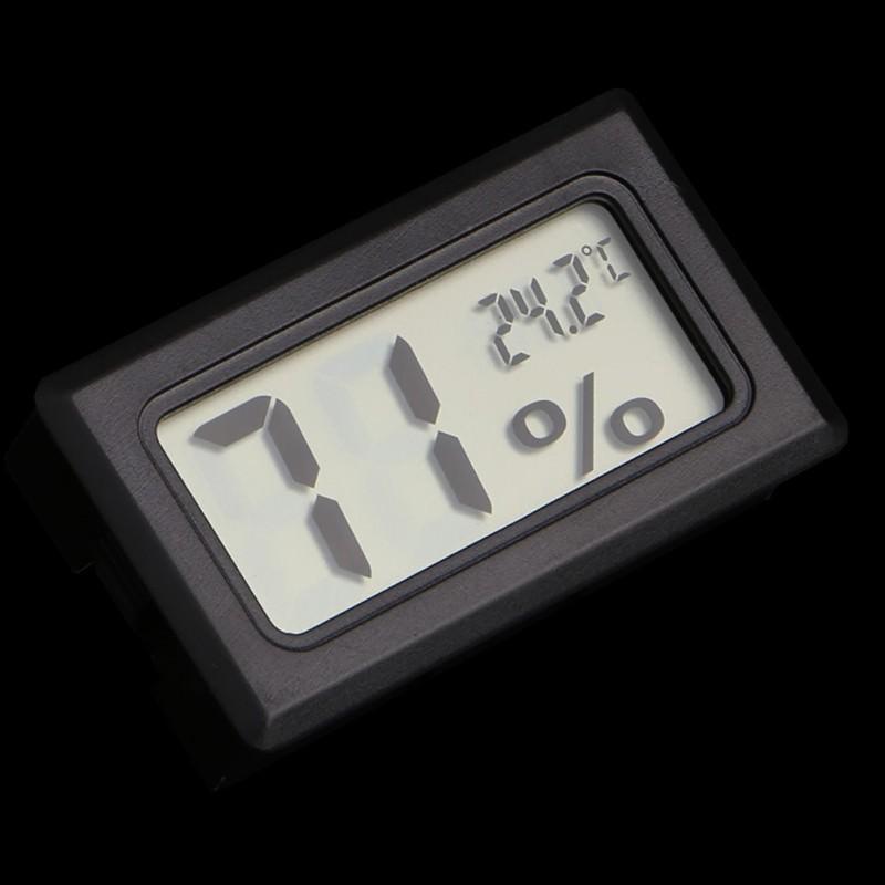 Недорогой электронный термометр-гигрометр YS-11 165002