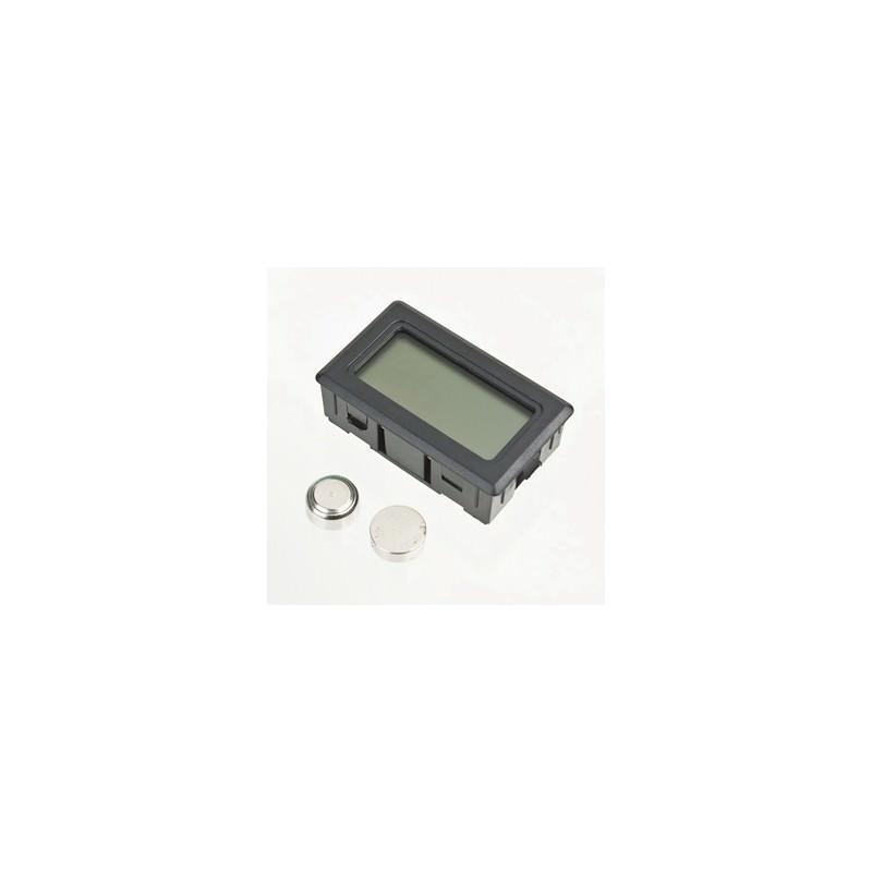 Недорогой электронный термометр-гигрометр YS-11 165003