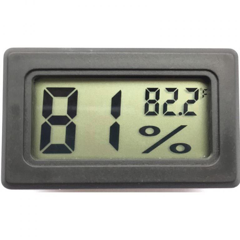 22634 - Недорогой электронный термометр-гигрометр YS-11