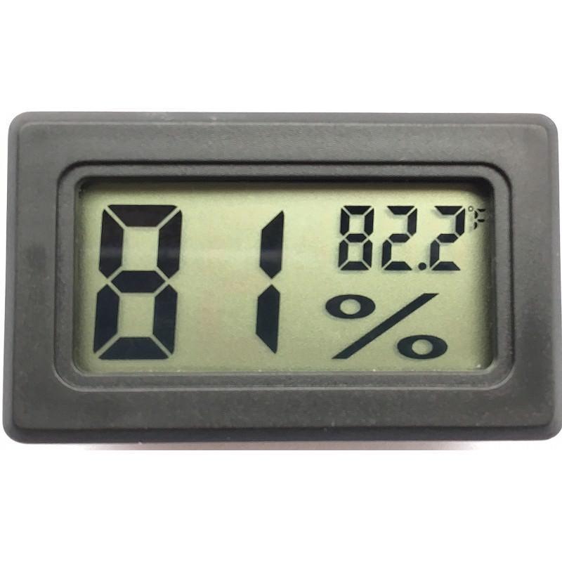 Недорогой электронный термометр-гигрометр YS-11 165004