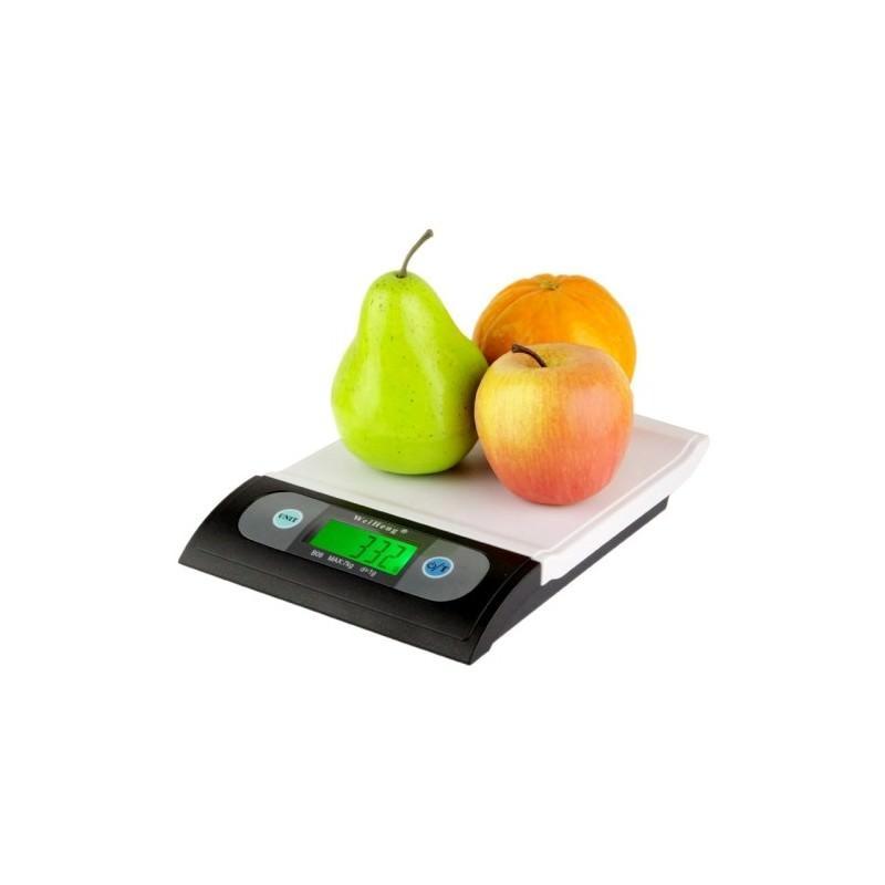 Кухонный набор Хозяюшка: электронные весы, электронный кухонный термометр с щупом TP101, насадка-дозатор для бутылок 165186