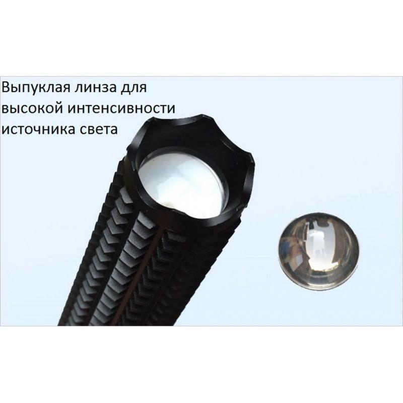 Телескопический фонарь-бита для самозащиты и не только 165215