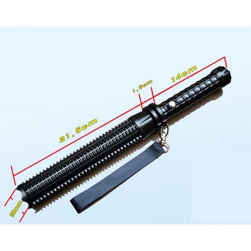 Телескопический фонарь-бита для самозащиты и не только 165222