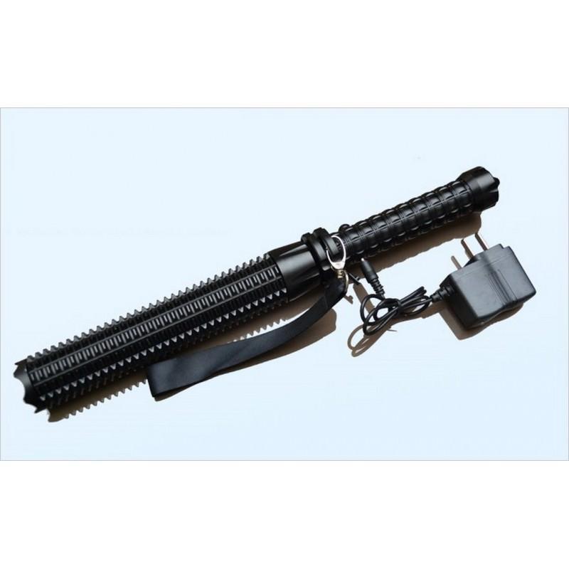 Телескопический фонарь-бита для самозащиты и не только 165228