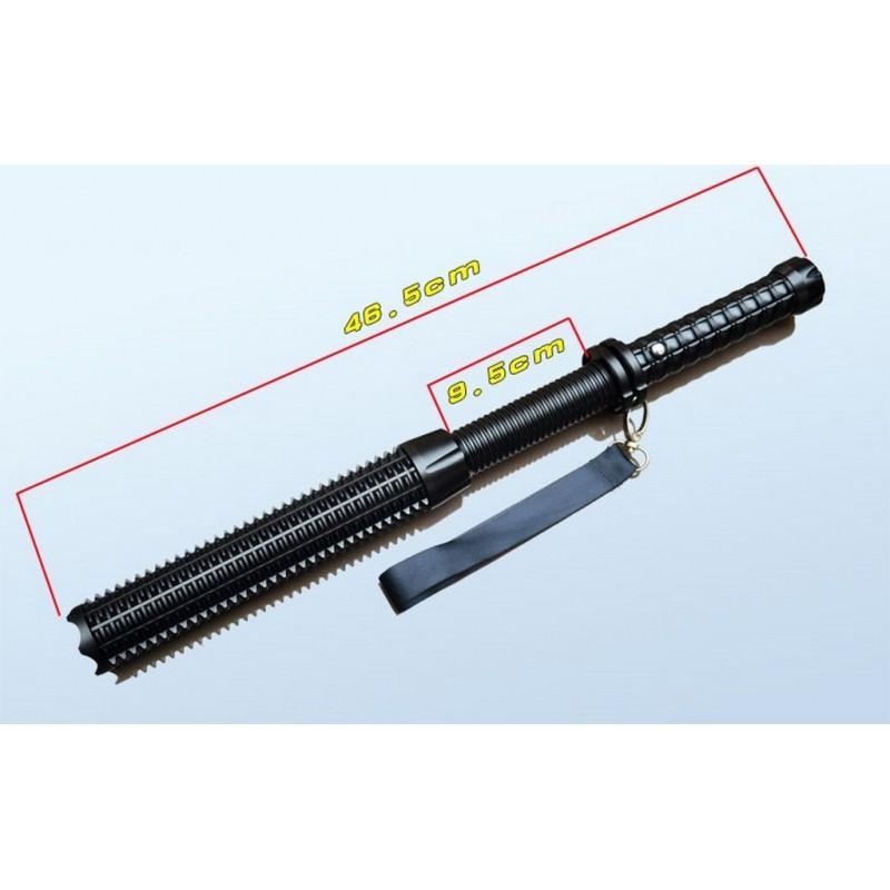 Телескопический фонарь-бита для самозащиты и не только 165229