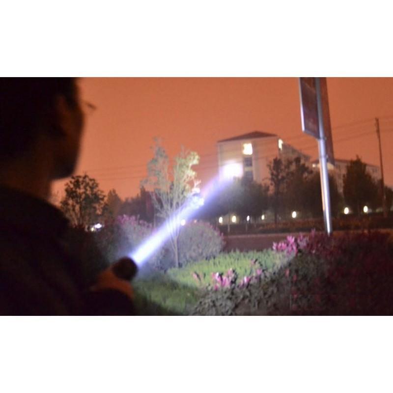 Мощный фонарь-бита FX-113 со светодиодом от CREE 165234