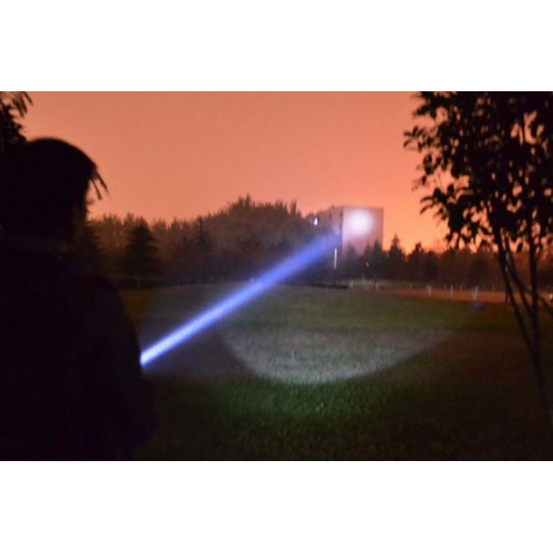 Мощный фонарь-бита FX-113 со светодиодом от CREE 165235