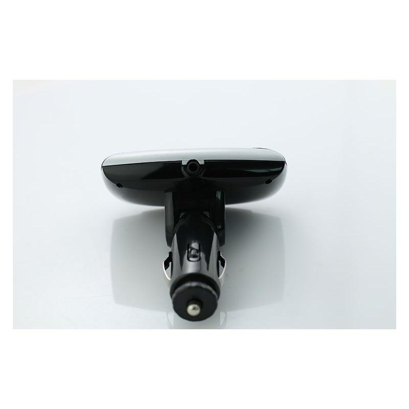 Автомобильный Bluetooth-трансмиттер (FM-передатчик) + USB зарядное Egtong с пультом ДУ: поддержка Micro SD 165316