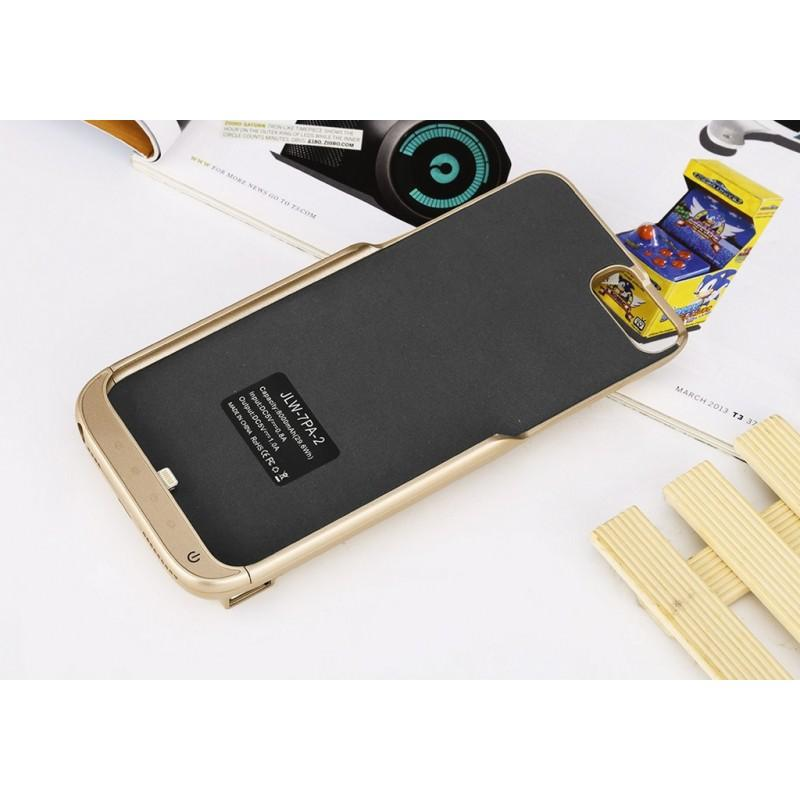 Чехол-батарея для iPhone 6 Plus и 7 Plus – 8000 мАч, индикаторы заряда, дополнительный USB порт 165383