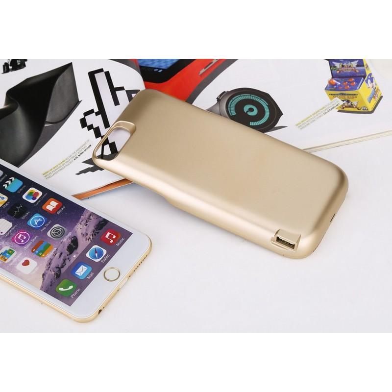 Чехол-батарея для iPhone 6 Plus и 7 Plus – 8000 мАч, индикаторы заряда, дополнительный USB порт 165390