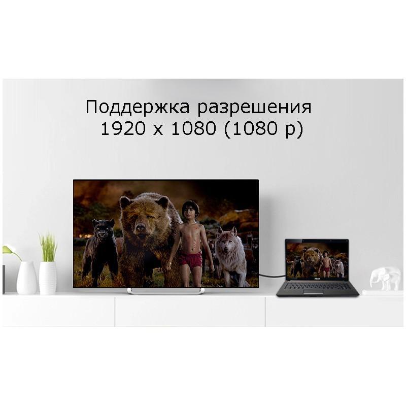 Кабель-переходник высокой четкости с HDMI на DVI/ с DVI на HDMI 165636